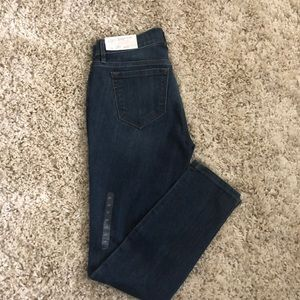 Loft Outlet Modern Skinny Petite Jeans